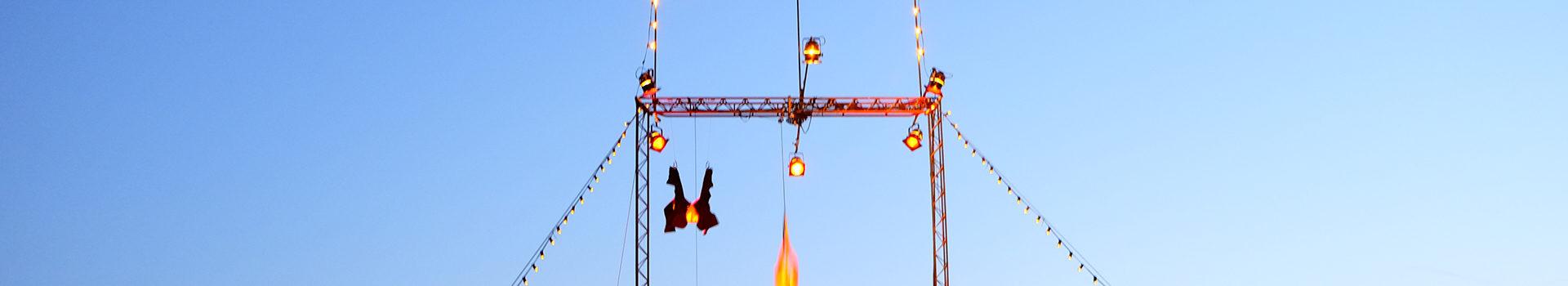 Dans ton cirque